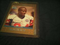 Champ Bailey card in Melbourne, Florida