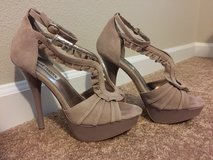 Steve Madden Suede Platforms in Olympia, Washington
