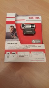 TOSHIBA WEBCAM. BRAND NEW. NOT USED in Ramstein, Germany