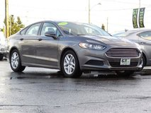 2013 Ford Fusion SE in Fort Lewis, Washington