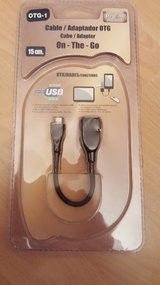 USB CABLE ADAPTER    ON THE GO     OTG in Ramstein, Germany