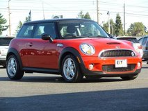 2010 MINI Cooper S Turbo in Fort Lewis, Washington