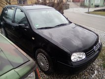 VW Golf4 with new german inspection, guarantee and free delivery in Ansbach, Germany