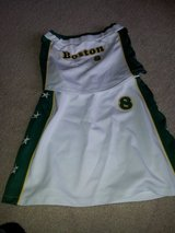 Boston #8 celtics tube top and skirt size M in Camp Lejeune, North Carolina