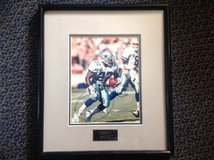 Emmitt smith signed pic in Alvin, Texas