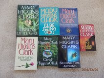Mary Higgins Clark in Joliet, Illinois