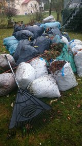 YARD WORK/LAWN MOW/HEDGE TRIMMING/JUNK REMOVAL/TRASH HAUL in Ramstein, Germany