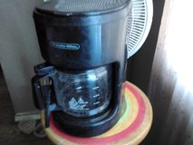 Coffee maker black in Alamogordo, New Mexico