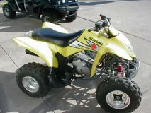2004 suzuki lt-z 250 4 wheeler in Goldsboro, North Carolina