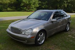 2004 Mercedes C230 Kompressor Sports Sedan in Warner Robins, Georgia