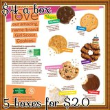 GIRL SCOUT COOKIE BOOTHS FEB 26 - MAR 13 in Beaufort, South Carolina