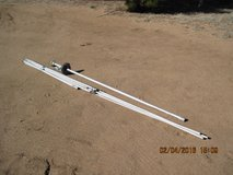 5/8 wave base station antenna for CB and 10meter Ham radio in Las Cruces, New Mexico