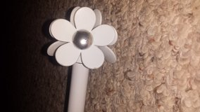 """84"""" Curtain Rod - Girls Room in Fort Campbell, Kentucky"""