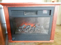 Electric Fireplace Heater in Yucca Valley, California