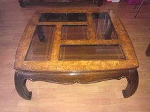Coffee table in Fort Sam Houston, Texas