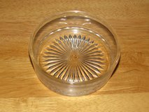 Small Cut Glass Dish in Yorkville, Illinois