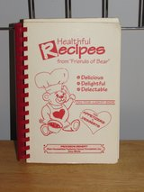 "Cookbook Healthful Recipes from ""Friends of Bear"" in Sandwich, Illinois"