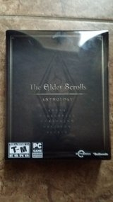 Elder Scrolls Anthology Pc Game *NEW*NEVER OPENED* in Baytown, Texas