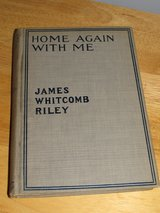 """Home Again With Me"" by James Whitcomb Riley~Antique in Sandwich, Illinois"