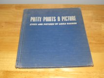 """Patty Paints A Picture""~Vintage~Reduced in Sandwich, Illinois"