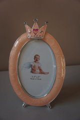 Princess Picture Frame by Lillian Rose, Quantity 3 in Chicago, Illinois