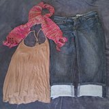 jeans shirts skirts shorts shoes (4 of 4) in Miramar, California