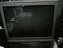 32 in Sharp Tv & Heavy Duty Table  with remote in Conroe, Texas