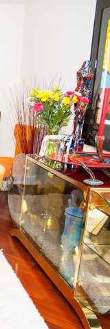 Brass and Gold Buffet and Sideboard in Fairfax, Virginia