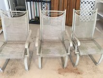 Four patio chairs   FREE in Kingwood, Texas