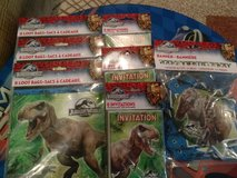 Jurassic World Party Items in Bolingbrook, Illinois