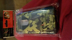 camouflage hybrid case for LG C40 or LG Tribute 2  with Kickstand in Fort Knox, Kentucky