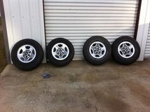 "16"" chevy wheels and tires in Fort Polk, Louisiana"