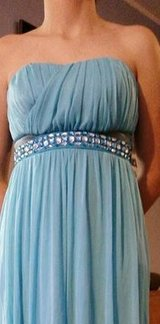 blue formal/prom dress in Savannah, Georgia