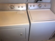 maytag waher & dryer in Conroe, Texas