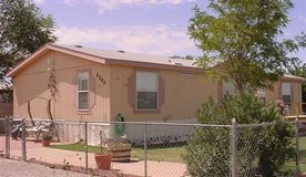 Cavco Doublewide Mobile Home W/ All Appliances in Alamogordo, New Mexico