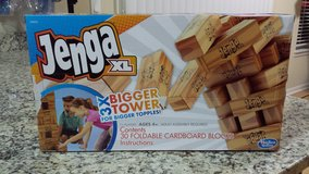 XL Jenga Game in Naperville, Illinois
