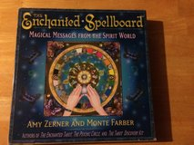 The Enchanted Spellboard: Magical Messages from the Spirit World in Morris, Illinois
