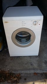 Whirlpool Compact Electric Dryer in Houston, Texas