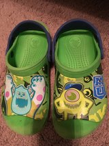 Monster's University Crocs [Authentic] in Beaufort, South Carolina