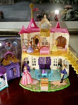 Sophia The First  Princess Castle Plus Castle Bedroom Playset in Plainfield, Illinois
