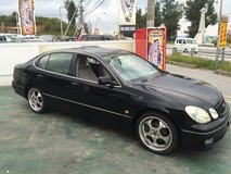 1998 Toyota Aristo - Black - 18's - Clean - Well Maintained - Come Check It Out! $ave! in Okinawa, Japan
