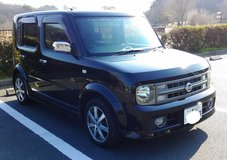 2005. Nissan Cube. Very clean. New JCi included in Okinawa, Japan