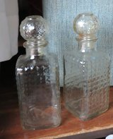 TWO VINTAGE LIQUEUR DECANTERS in Cherry Point, North Carolina