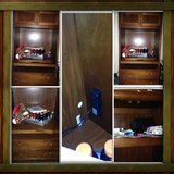 Final Lowered Price is Firm for this great deal Free Tv Armoire with purchase living room set it... in Fort Sam Houston, Texas