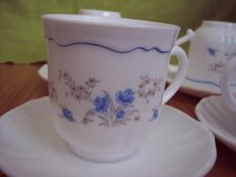 Coffee/Tea Cups/Saucers-Set of 4-France in Alamogordo, New Mexico