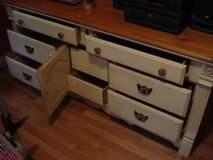 BEAUTIFUL DOUBLE DRESSER (WITHOUT MIRROR) WITHOUT MIRROR in Naperville, Illinois