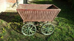 Rare French Wagon in Wiesbaden, GE