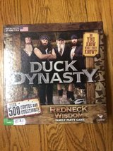 DUCK DYNASTY REDNECK WISDOM in Naperville, Illinois
