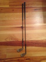 vintage hickory shaft golf clubs in Beaufort, South Carolina