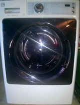 Front load washer and dryer set in Houston, Texas